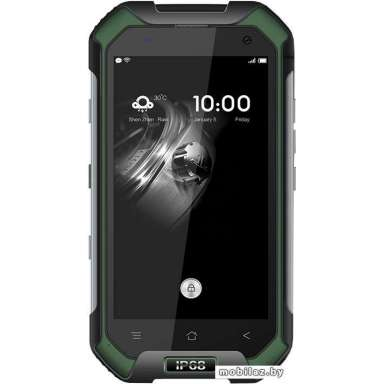 Blackview BV6000 Army Green