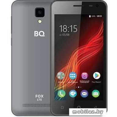 BQ-Mobile BQ-4500L Fox LTE (серый)