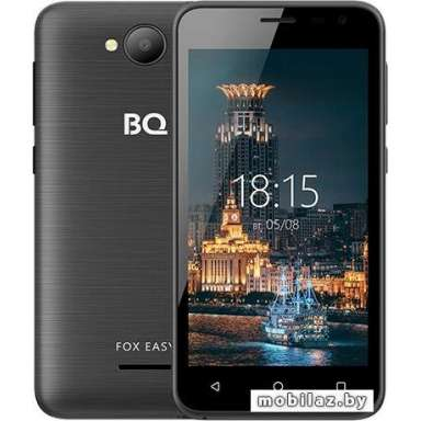 BQ-Mobile BQ-4501G Fox Easy (черный)