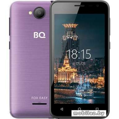 BQ-Mobile BQ-4501G Fox Easy (фиолетовый)