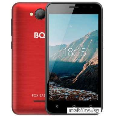 BQ-Mobile BQ-4501G Fox Easy (красный)