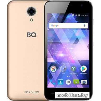 BQ-Mobile BQ-4585 Fox View (бежевый)