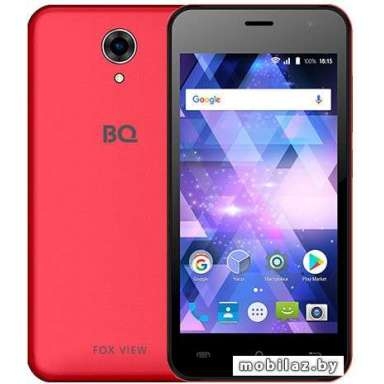 BQ-Mobile BQ-4585 Fox View (красный)