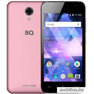 BQ-Mobile BQ-4585 Fox View (розовый)