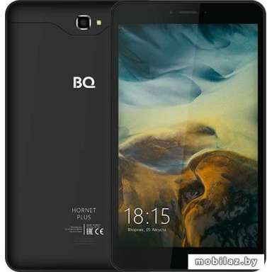 BQ-Mobile BQ-8067L Hornet Plus 8GB LTE (черный)
