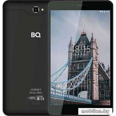 BQ-Mobile BQ-8068L Hornet Plus Pro 16GB 4G (черный)