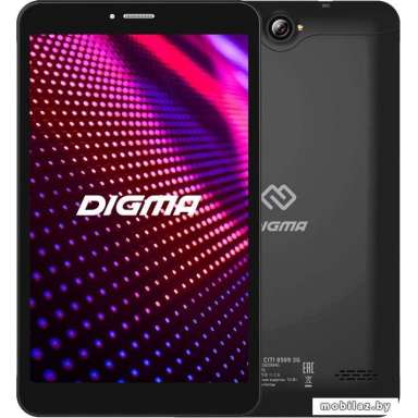 Digma Citi 8589 CS8206MG 16GB 3G (черный)