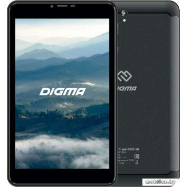 Digma Plane 8580 PS8199ML 16GB 4G (черный)