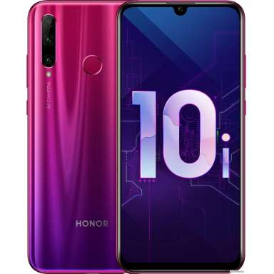 Honor 10i HRY-LX1T (красный)