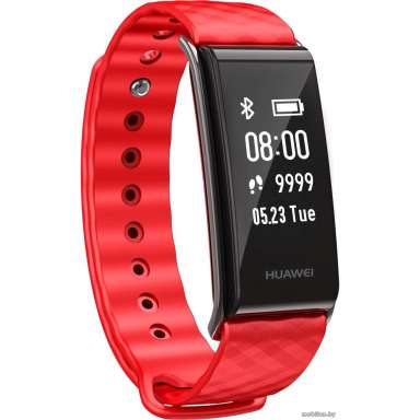 Huawei Color Band A2 (красный)