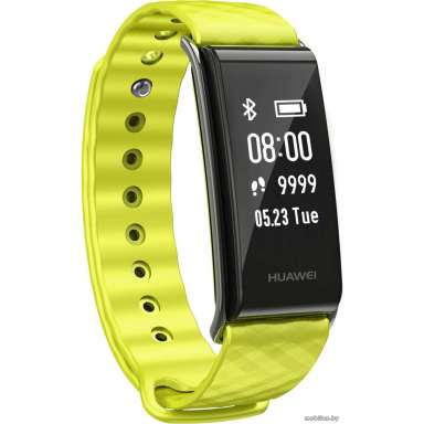 Huawei Color Band A2 (зеленый)