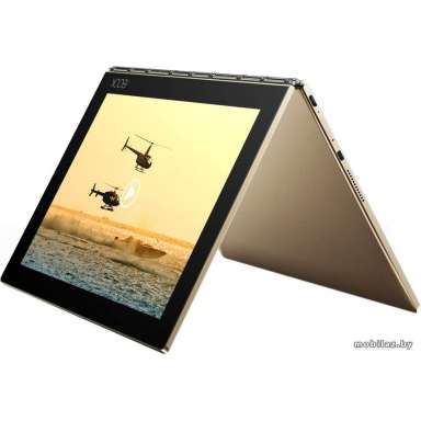 Lenovo Yoga Book YB1-X90F 64GB (золотистый) ZA0V0085RU
