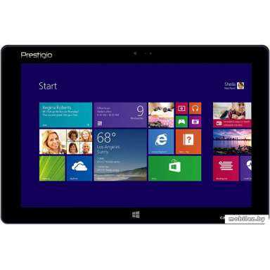 Prestigio MultiPad Visconte 64GB 3G (PMP810F3GWH)