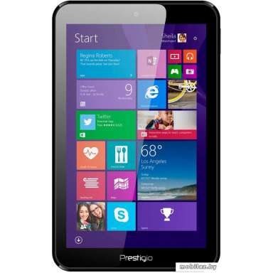 Prestigio MultiPad Visconte Quad 16GB (PMP880TDBK)