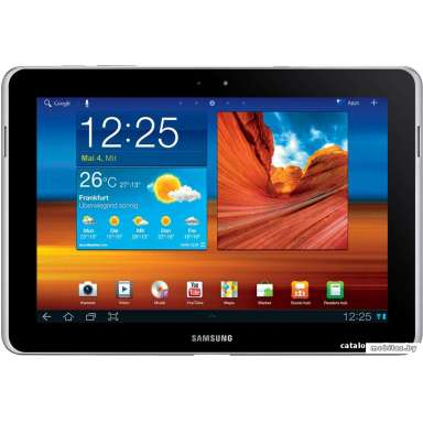 Samsung Galaxy Tab 10.1N 16GB 3G Pure White (GT-P7501)