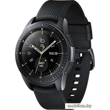 Samsung Galaxy Watch 42мм LTE (черный)