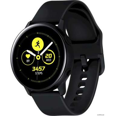 Samsung Galaxy Watch Active (черный сатин)