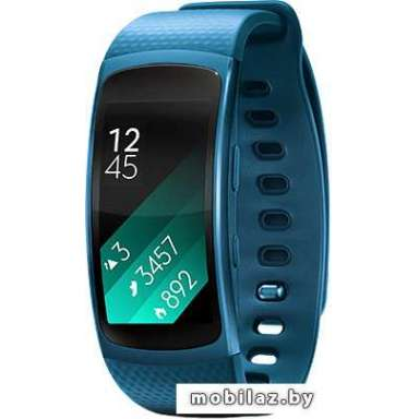 Samsung Gear Fit 2 (синий) [SM-R360]