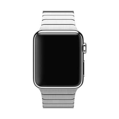 Apple Watch 38mm Stainless Steel with Link Bracelet (MJ3E2)