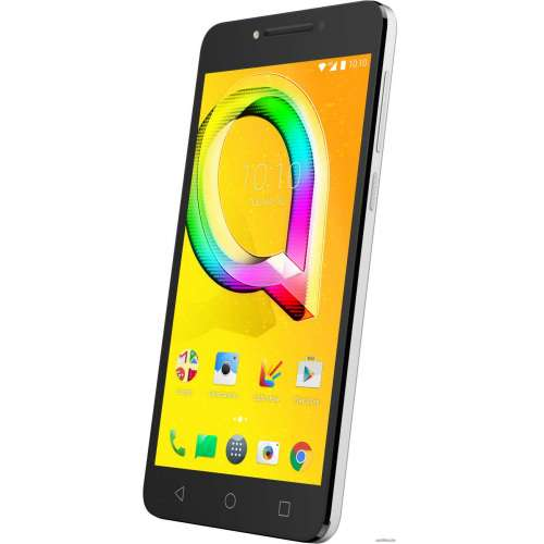 Смартфон Alcatel A5 LED (серебристый) [5085D] фото 2