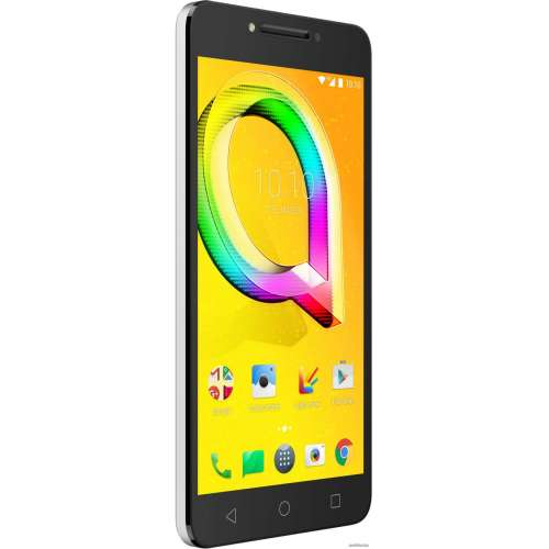 Смартфон Alcatel A5 LED (серебристый) [5085D] фото 3