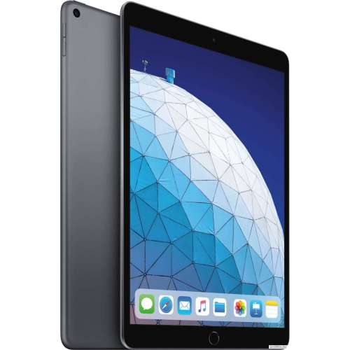 Планшет Apple iPad Air 2019 256GB MUUQ2 (серый космос) фото 2