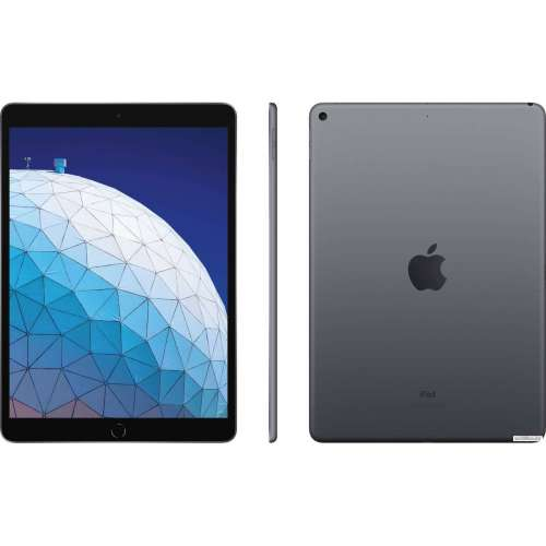 Планшет Apple iPad Air 2019 256GB MUUQ2 (серый космос) фото 3