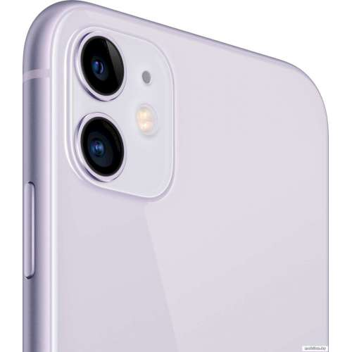 Смартфон Apple iPhone 11 256GB (фиолетовый) фото 3