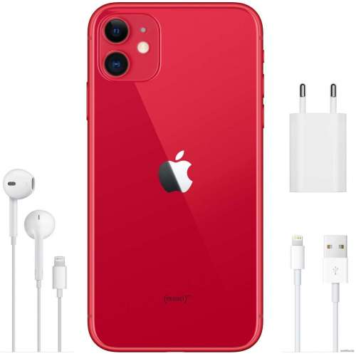 Смартфон Apple iPhone 11 256GB (PRODUCT)RED™ фото 5