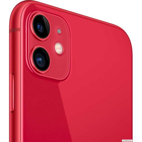 Смартфон Apple iPhone 11 64GB (PRODUCT)RED™ фото 3