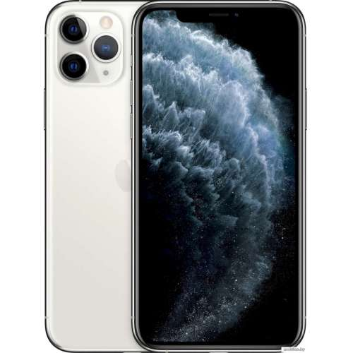 Смартфон Apple iPhone 11 Pro 256GB (серебристый) фото 1