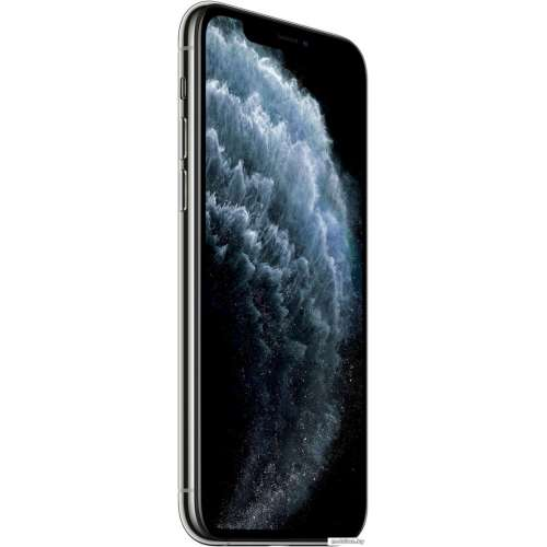 Смартфон Apple iPhone 11 Pro 256GB (серебристый) фото 2