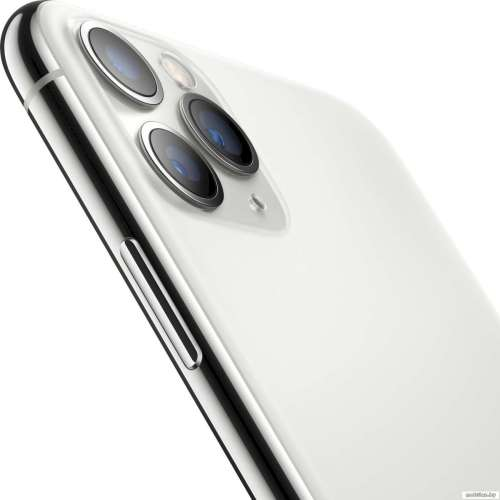 Смартфон Apple iPhone 11 Pro 256GB (серебристый) фото 3