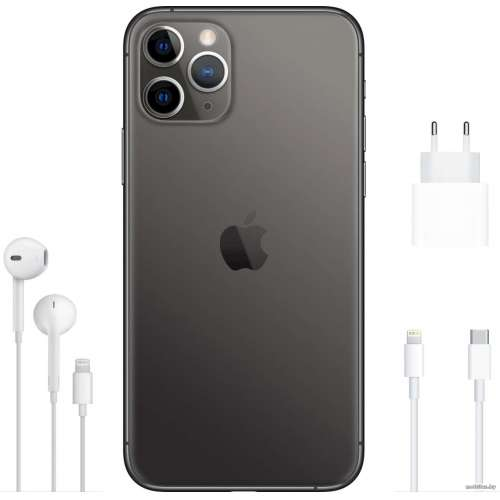 Смартфон Apple iPhone 11 Pro 256GB (серый космос) фото 4