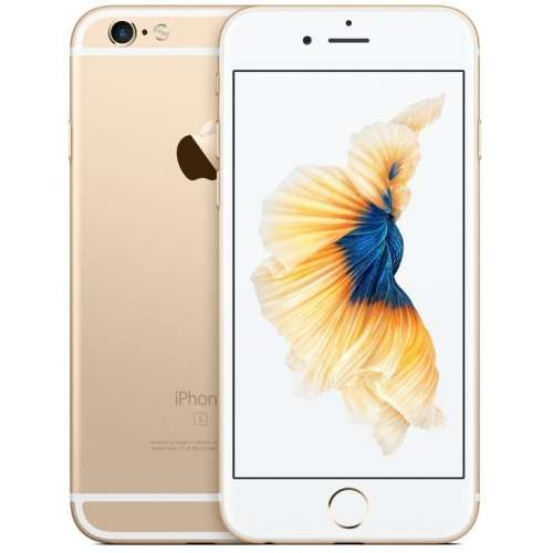 Apple iPhone 6s 64GB Gold фото 1