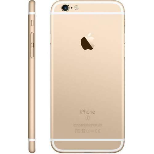 Apple iPhone 6s 64GB Gold фото 2