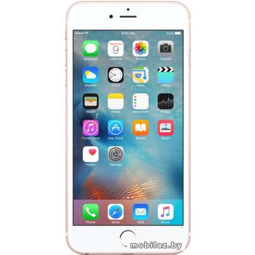 Смартфон Apple iPhone 6s CPO 16GB Rose Gold фото 1