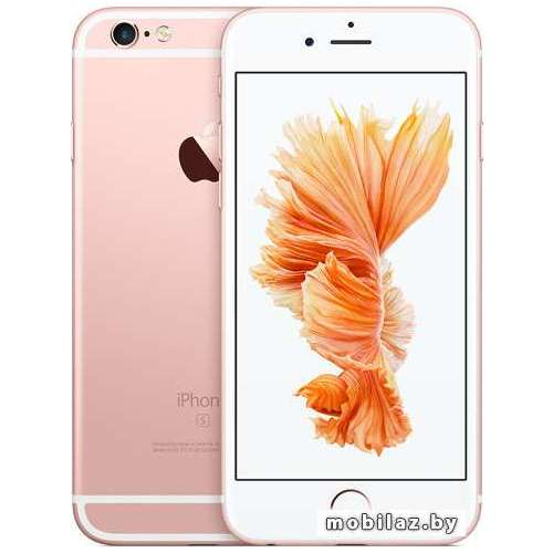Смартфон Apple iPhone 6s CPO 16GB Rose Gold фото 2
