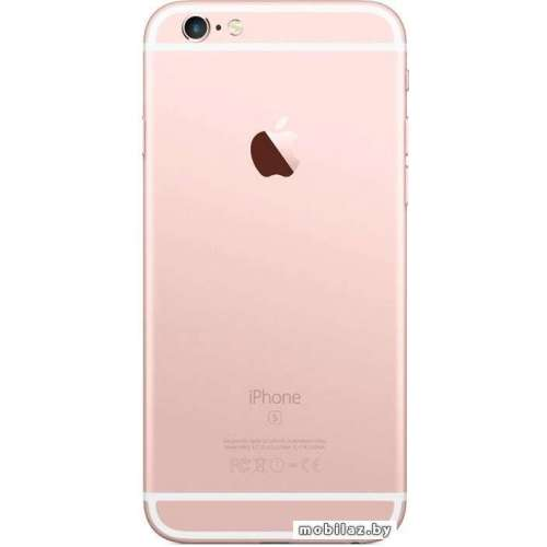 Смартфон Apple iPhone 6s CPO 16GB Rose Gold фото 3