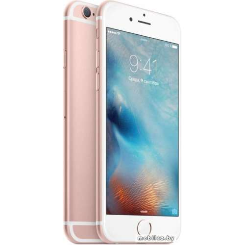 Смартфон Apple iPhone 6s CPO 16GB Rose Gold фото 5