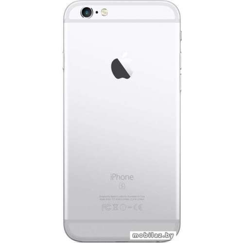 Смартфон Apple iPhone 6s CPO 16GB Silver фото 3