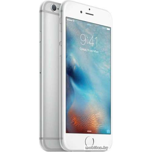 Смартфон Apple iPhone 6s CPO 16GB Silver фото 5