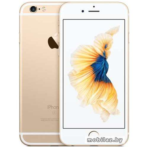 Смартфон Apple iPhone 6s CPO 64GB Gold фото 2
