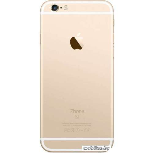 Смартфон Apple iPhone 6s CPO 64GB Gold фото 3