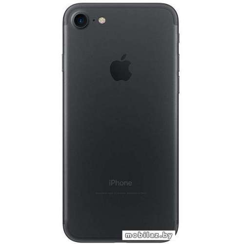 Смартфон Apple iPhone 7 CPO Model A1778 128GB (черный) фото 3