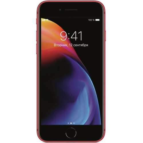 Apple iPhone 8 (PRODUCT)RED™ Special Edition 256GB фото 1