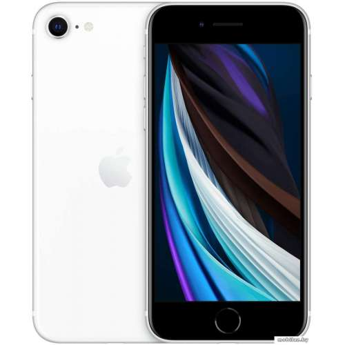 Смартфон Apple iPhone SE 64GB (белый) фото 1