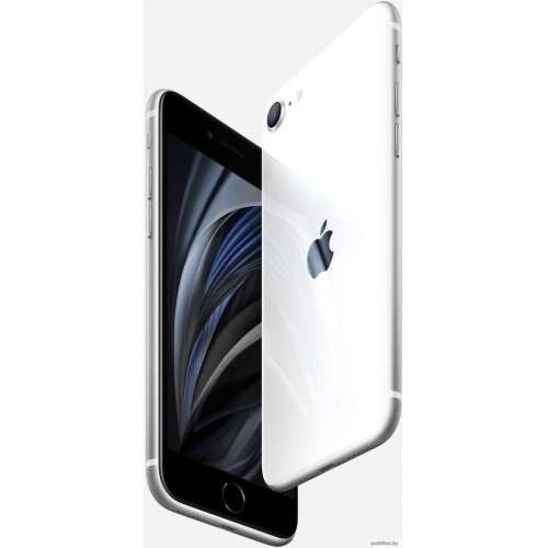 Смартфон Apple iPhone SE 64GB (белый) фото 3