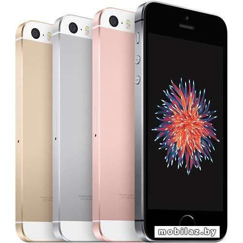Смартфон Apple iPhone SE CPO 64GB (серый космос) фото 5