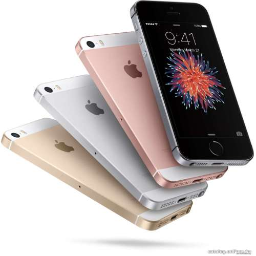 Смартфон Apple iPhone SE CPO 64GB (серый космос) фото 6